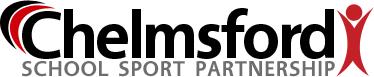 Chelmsford School Sport Partnership Logo